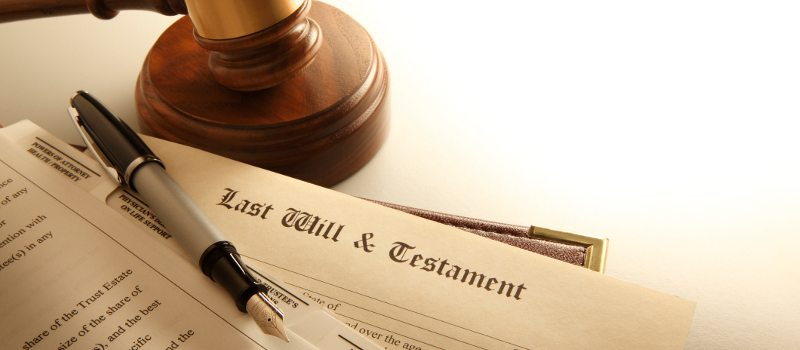 Last Will and Testament in King, North Carolina