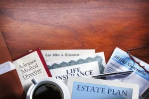 The process of estate planning