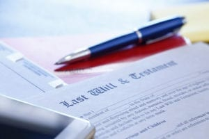 your last will and testament is an important document